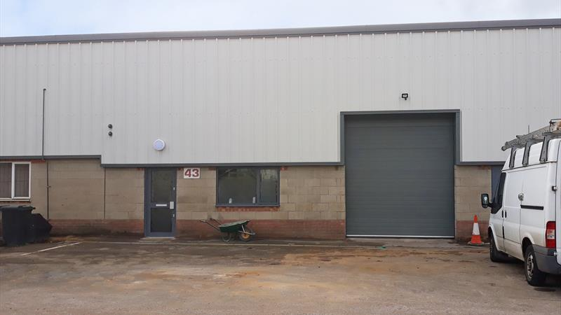 Refurbished Warehouse With Parking