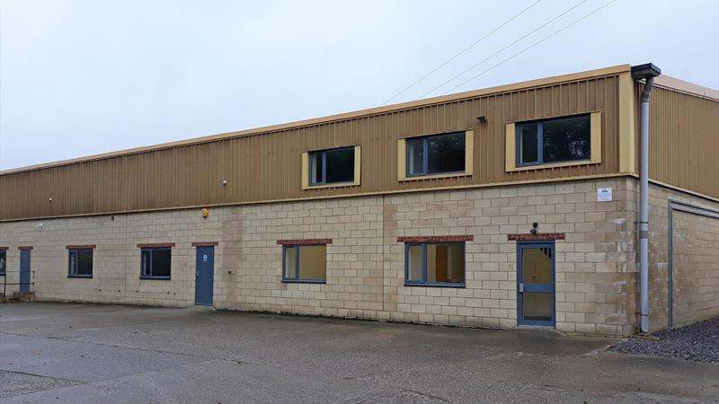 2 Warehouse Units With 2 Storey Offices