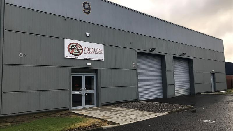 Industrial Unit in Westfield Park, Cumbernauld