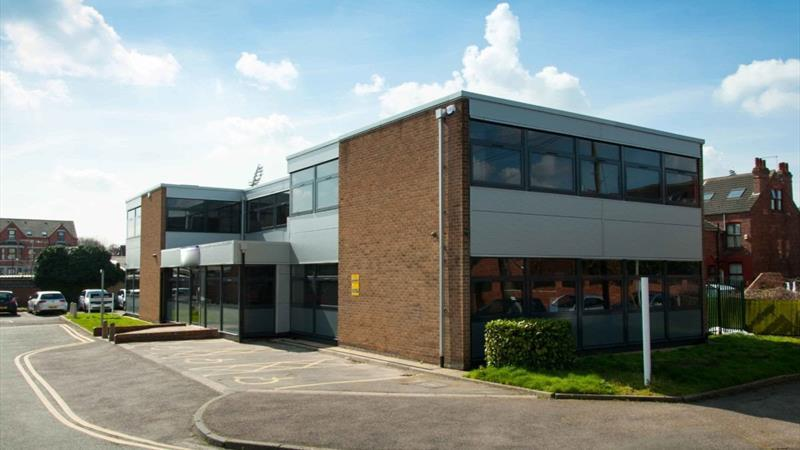 SERVICED OFFICE, Trent Business Centre