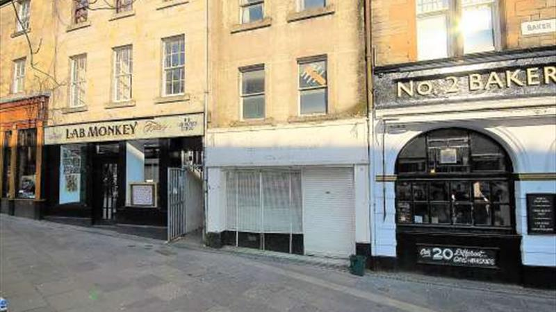 Former Funeral Directors Close To Town Centre