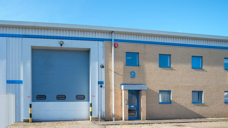 Light Industrial Unit With Allocated Parking