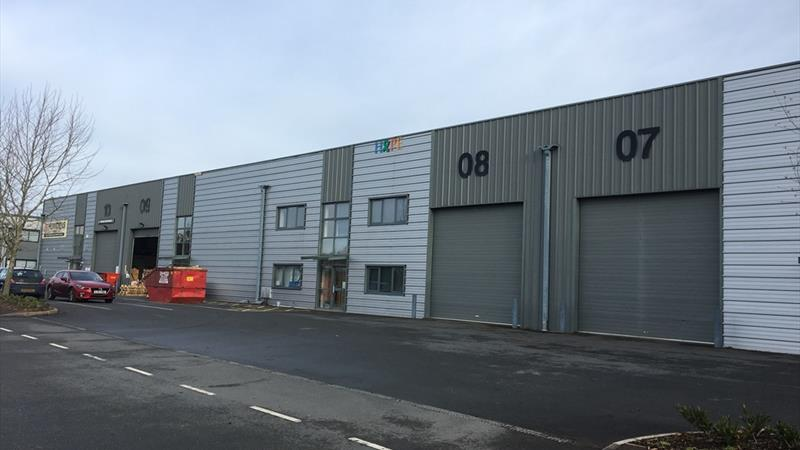 Industrial Unit In Good Trade Location