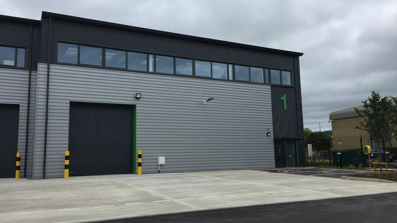 New Warehouse/Industrial Units