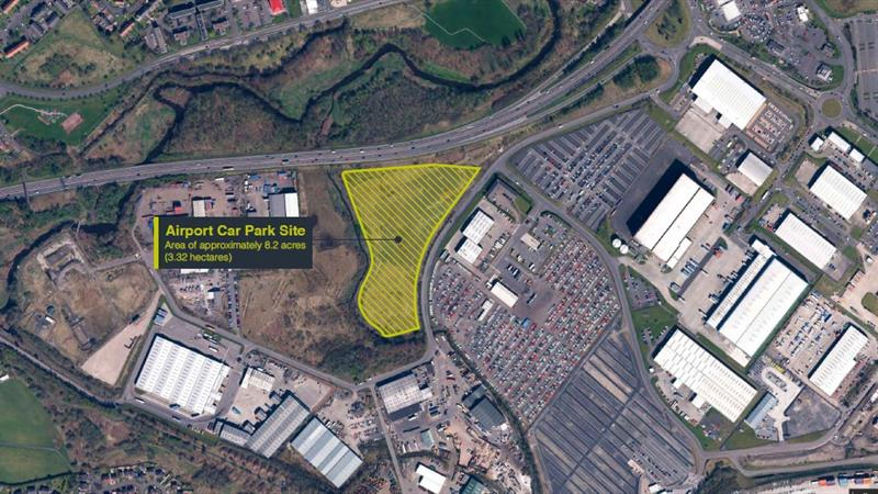 Airport Car Park Site