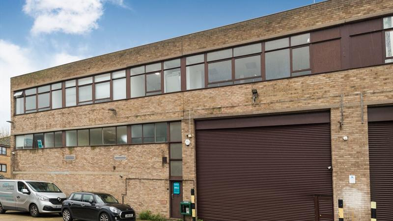 B1 Industrial Unit With 1st & 2nd Floor Offices