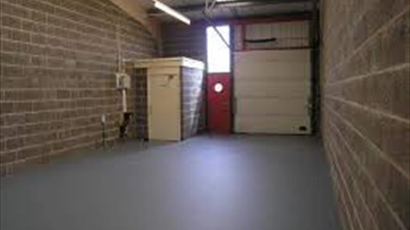 Open Plan Warehouse Unit