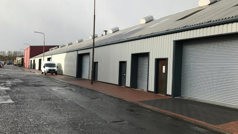 Industrial Unit With Parking
