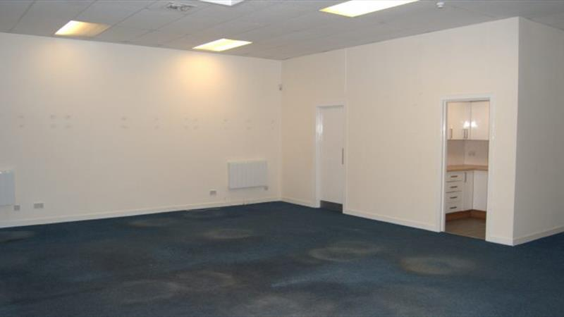 Open Plan Office Accommodation