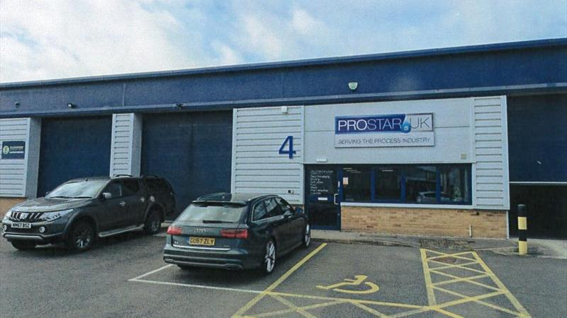 Industrial Unit with Offices to Let