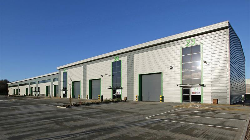 New Industrial Units With Class 4, 5 & 6 Consent