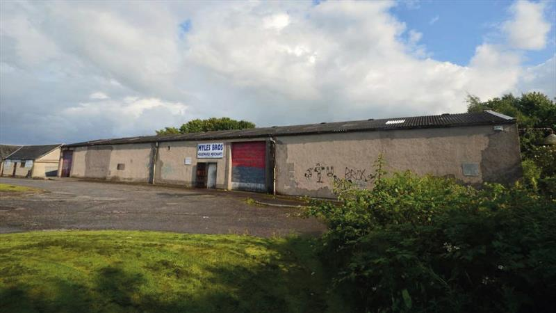 Industrial Unit With Generous Parking