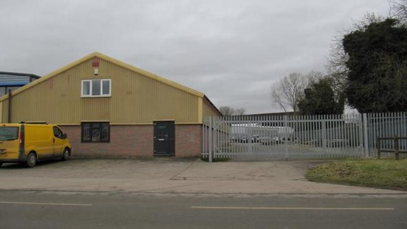 Factory / Warehouse Unit with Large Yard