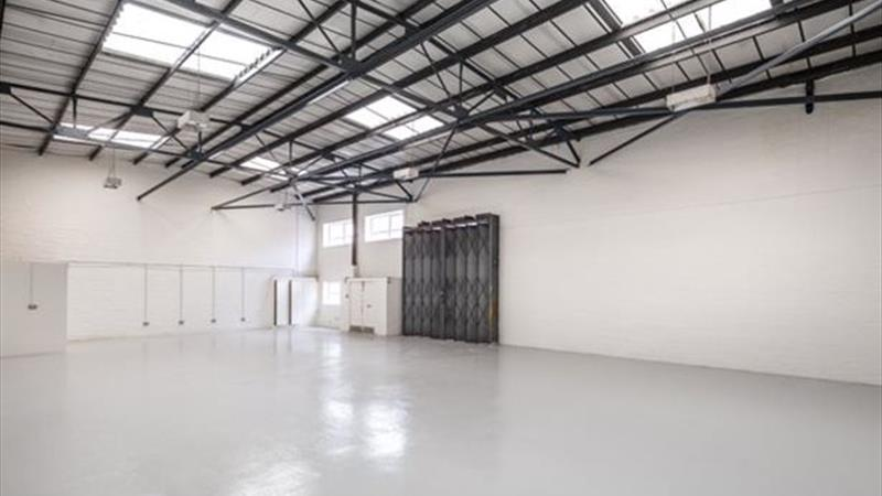 Warehouse With Allocated Parking