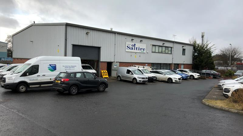 Warehouse With Excellent Office Accommodation