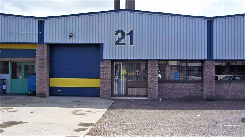 Unit 21 Avonbank Industrial Estate