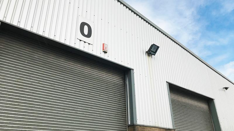 Warehouse Unit & Offices