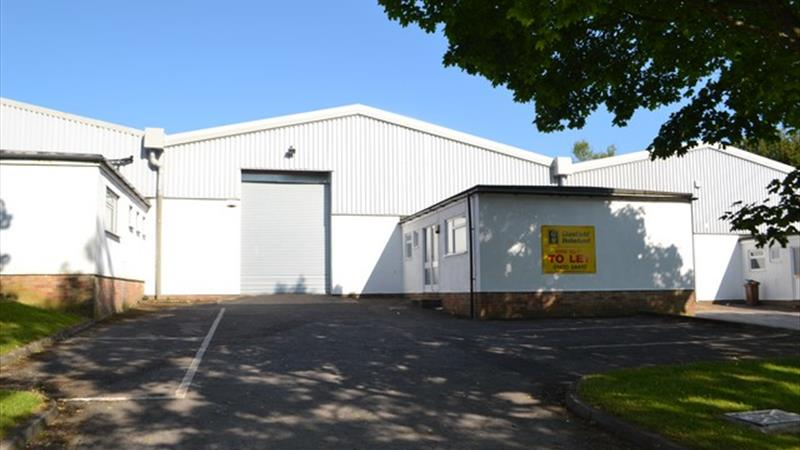 Warehouse / Industrial Unit with Office