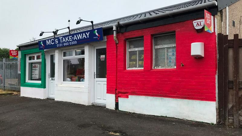 Hot Food Takeaway Business For Sale