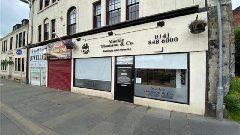 Office/Retail Premises In Prime Location