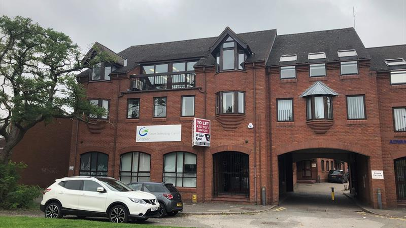 TO LET - OFFICE PREMISES