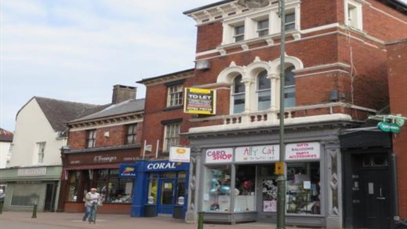 Retail Investment With High Footfall
