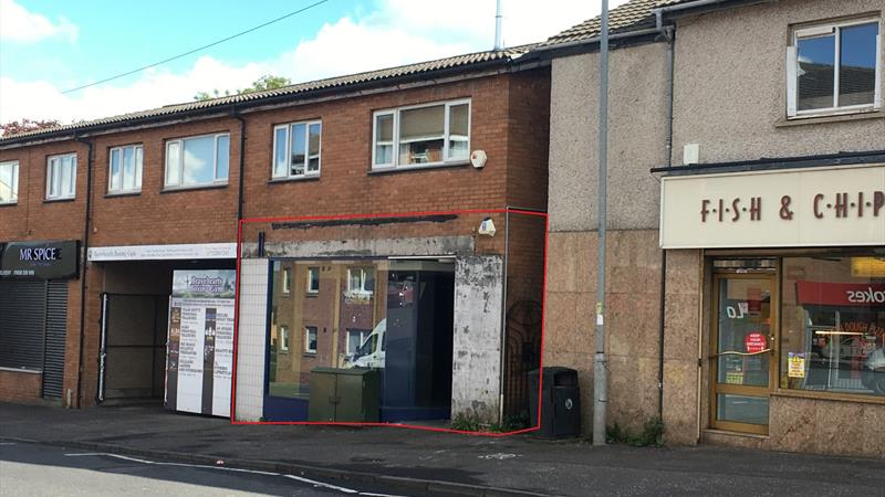 Commercial Premises Suitable For Class 1 Or 2 Use