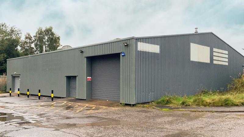 Standalone Industrial Premises