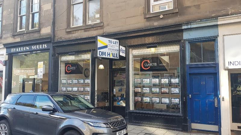 Double Fronted Commercial Premises