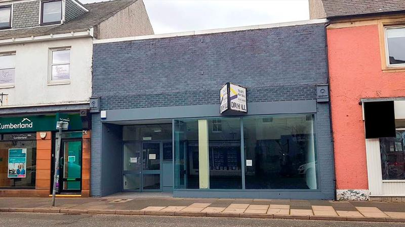 Refurbished Shop In Prime Location