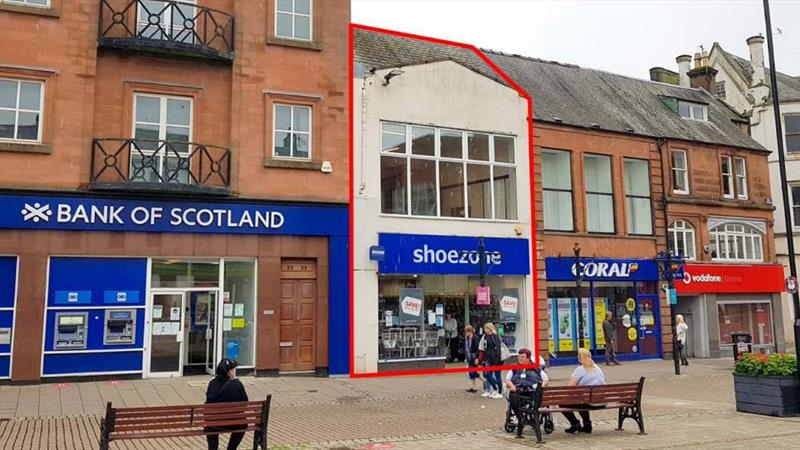 Retail Premises In Prime Location