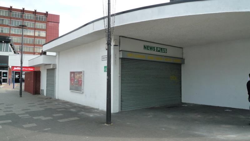 Retail Premises In Busy Location