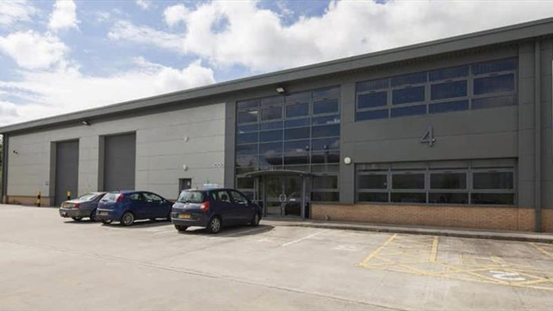 Highly Modern Industrial Premises