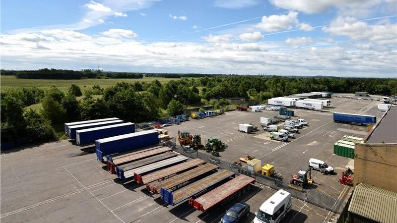 Land On Business Park To Let