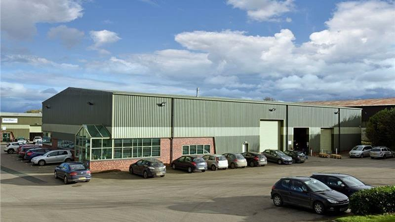 Industrial / Warehouse Unit To Let