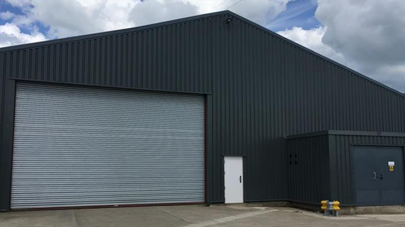Refurbished Warehouse On Secure Site