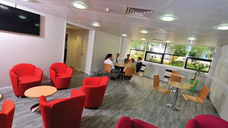 Serviced Office Science Park South Birchwood Warrington Wa3 7bh