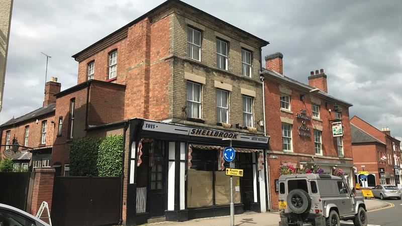 Offices To Let in Ashby de la Zouch