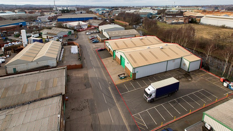 To Let - Modern Industrial / Warehouse Unit