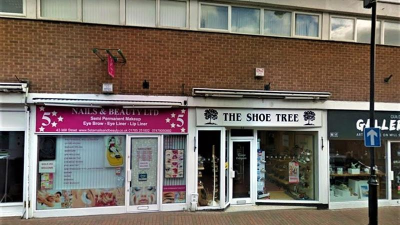 Retail Premises With 1st Floor Offices