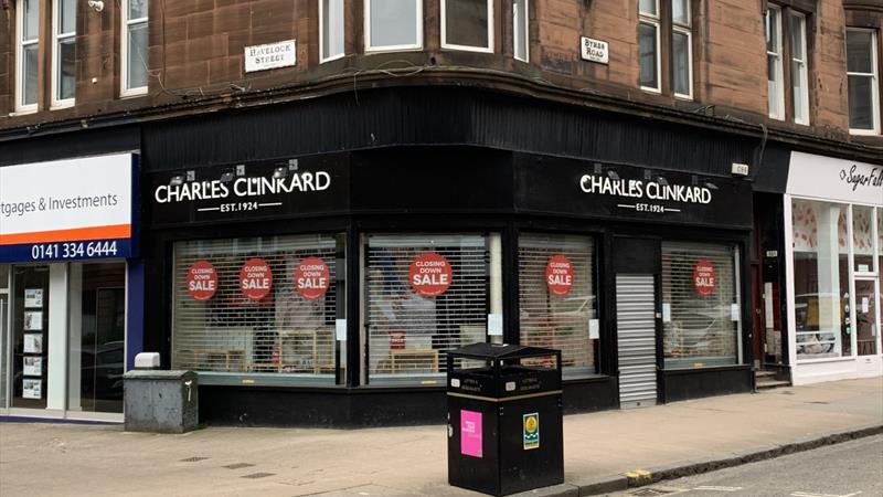 Corner Retail Premises In Prominent Location