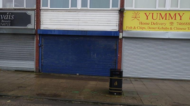 Retail Premises Suitable For Various Uses