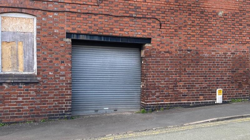 Storage Unit To Let in Hanley
