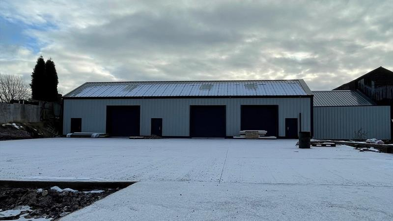 New Industrial Units With On-Site Parking