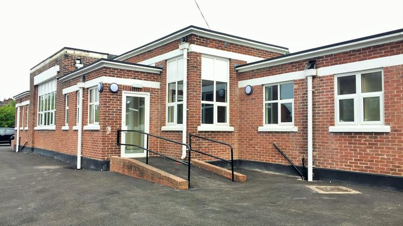 Refurbished Serviced Offices