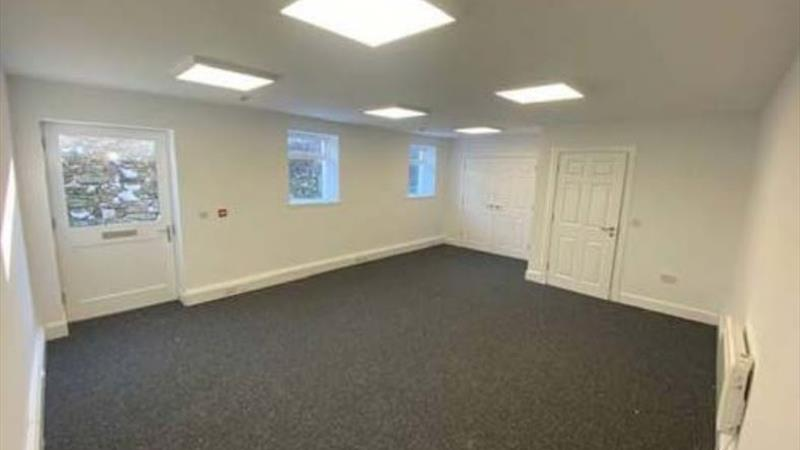 Refurbished Ground Floor Office Suite