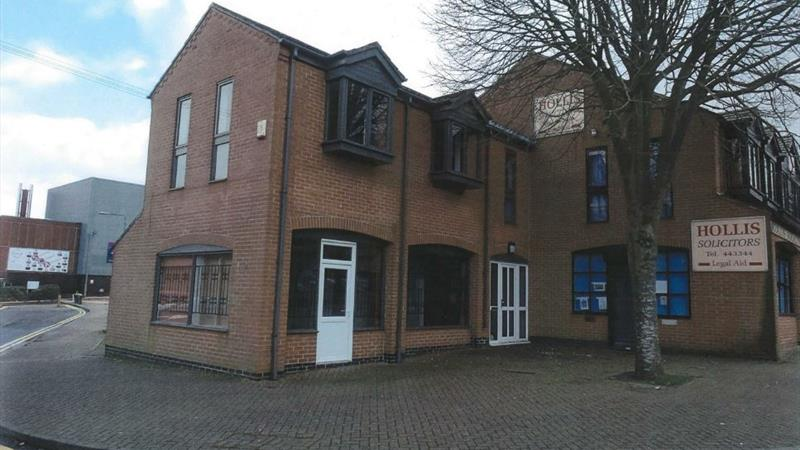 Commercial Premises For Sale/To Let in Sutton in Ashfield