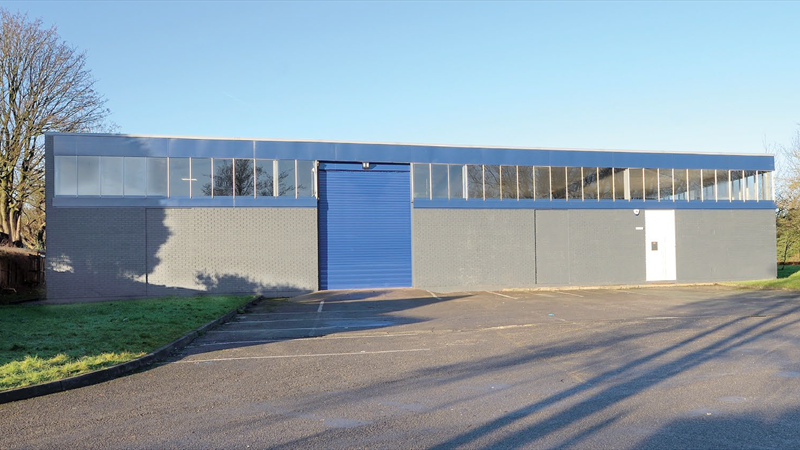 Two Adjoining Production / Warehouse Units