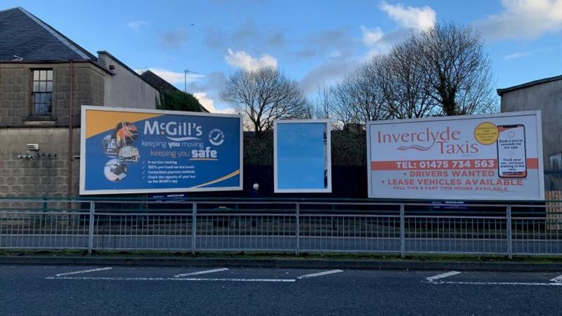 Town Centre Billboards