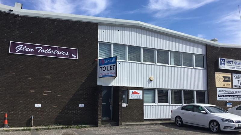Industrial Unit with Secure Yard and Parking